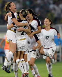 Beijing Olympics Soccer Women